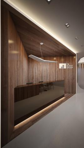 Дизайн офиса. офисы из проекта Офис в Москва-Сити, фото №95814
