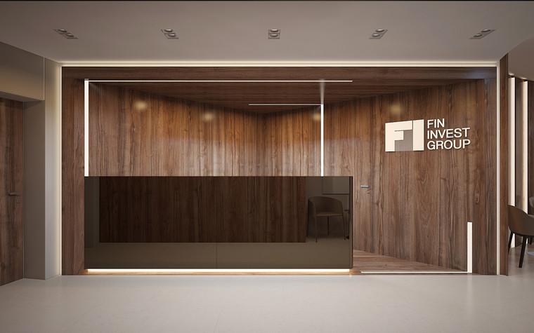 Дизайн офиса. офисы из проекта Офис в Москва-Сити, фото №95807