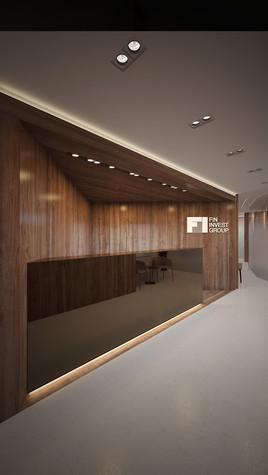 Дизайн офиса. офисы из проекта Офис в Москва-Сити, фото №95808