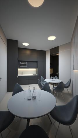 Дизайн офиса. офисы из проекта Офис в Москва-Сити, фото №95847