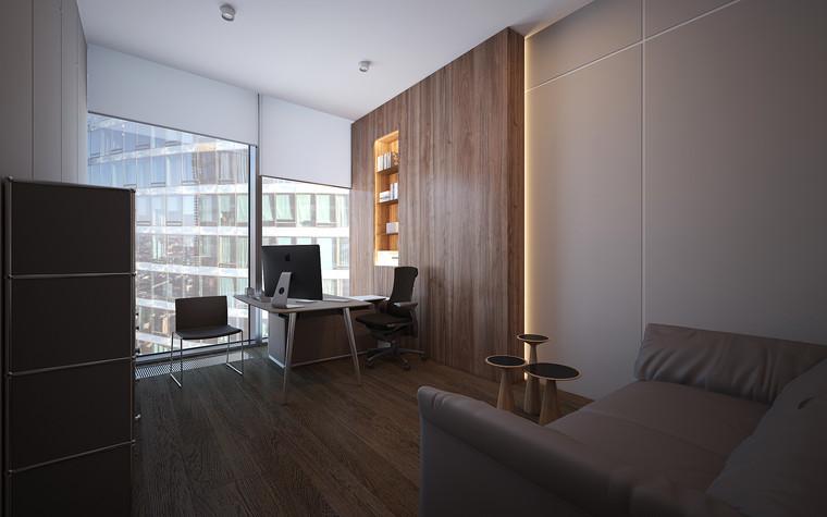 Дизайн офиса. офисы из проекта Офис в Москва-Сити, фото №95854
