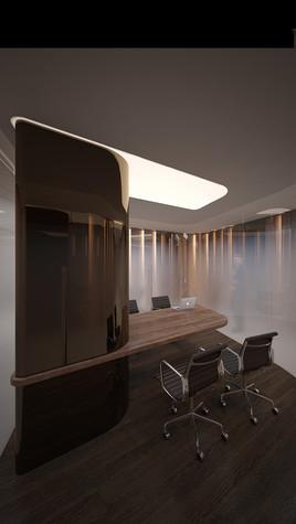 Дизайн офиса. офисы из проекта Офис в Москва-Сити, фото №95811