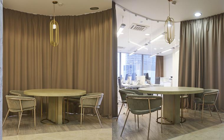 Дизайн офиса. офисы из проекта Офис в башне Федерация, фото №96902