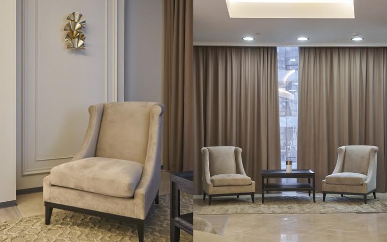 Дизайн офиса. офисы из проекта Офис в башне Федерация, фото №96905