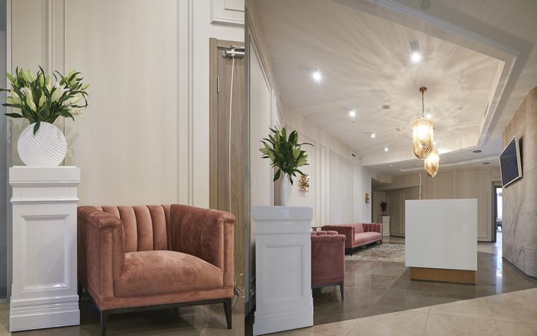 Дизайн офиса. офисы из проекта Офис в башне Федерация, фото №96907
