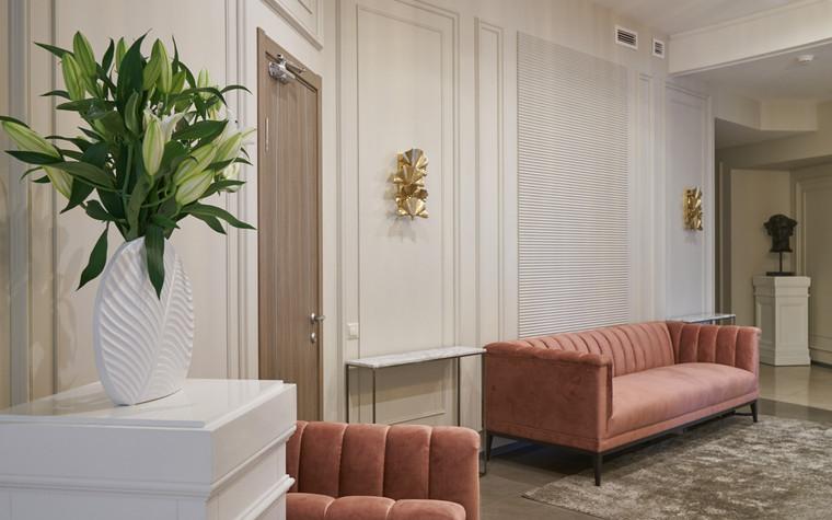 Дизайн офиса. офисы из проекта Офис в башне Федерация, фото №96894