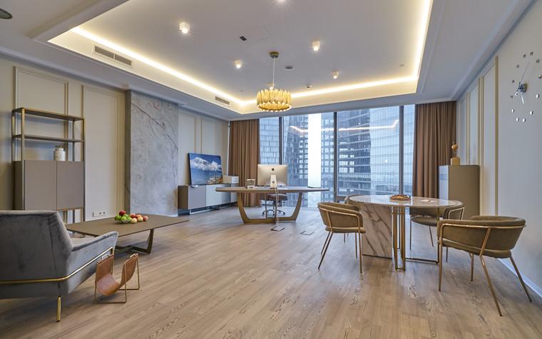 Дизайн офиса. офисы из проекта Офис в башне Федерация, фото №96896