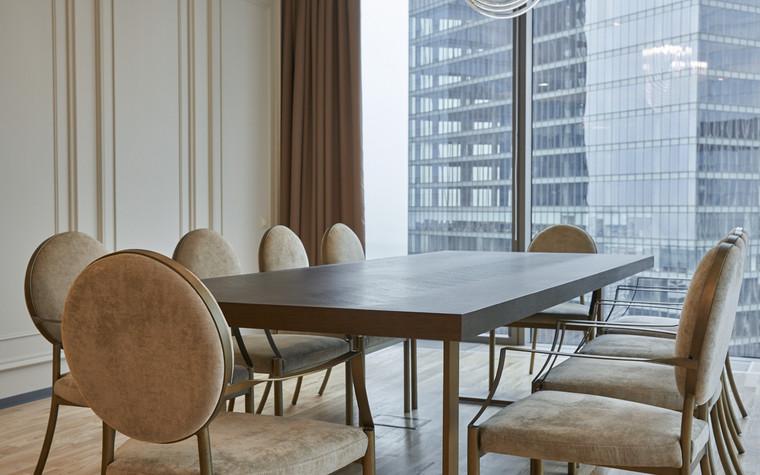 Дизайн офиса. офисы из проекта Офис в башне Федерация, фото №96899