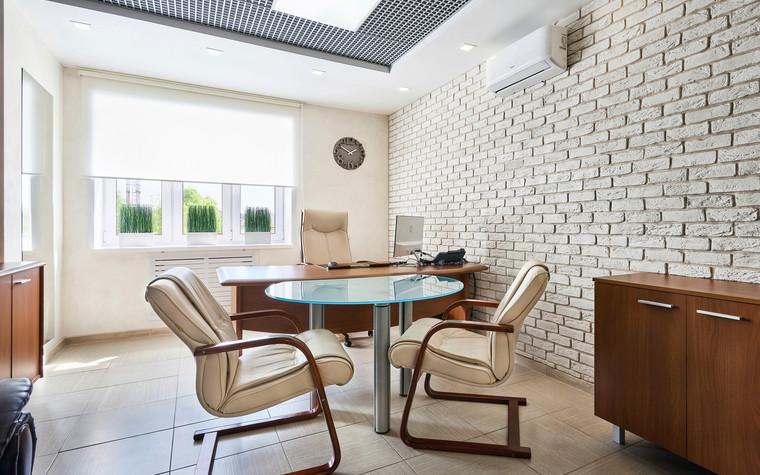 Дизайн офиса. офисы из проекта Офисы 300кв.м, фото №96922