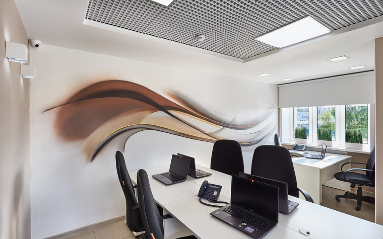 Дизайн офиса. офисы из проекта Офисы 300кв.м, фото №96923
