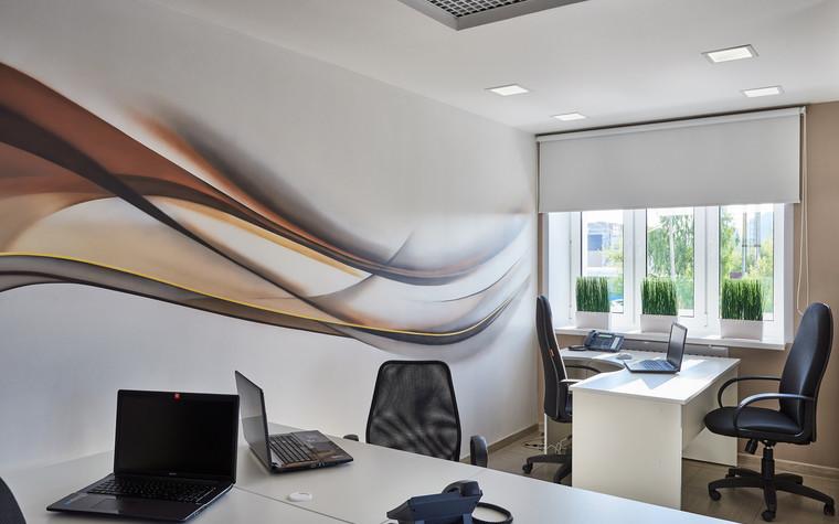 Дизайн офиса. офисы из проекта Офисы 300кв.м, фото №96924