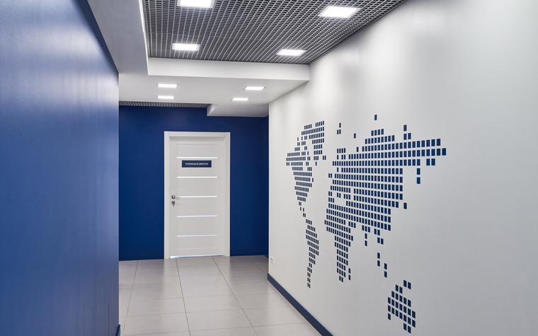 Дизайн офиса. офисы из проекта Офисы 300кв.м, фото №96919