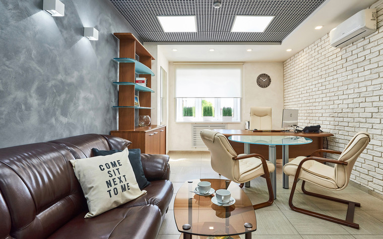 Дизайн офиса. офисы из проекта Офисы 300кв.м, фото №96920