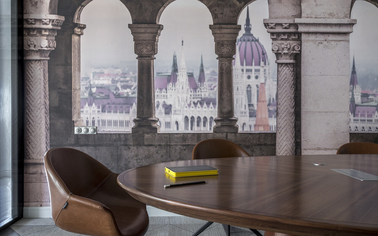 Дизайн офиса. офисы из проекта Офис папы Карло, фото №97011