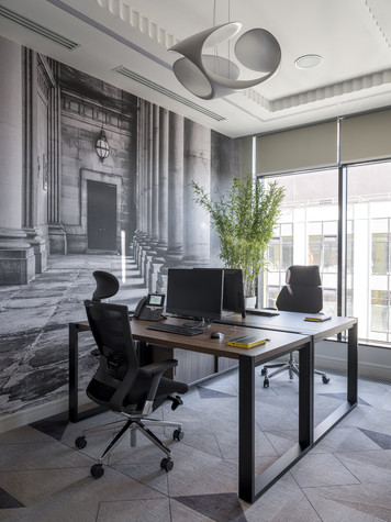 Дизайн офиса. офисы из проекта Офис папы Карло, фото №97014