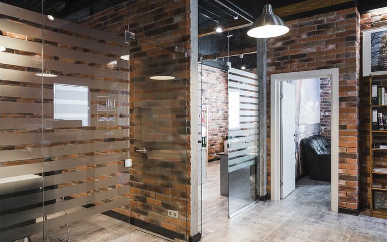 Дизайн офиса. офисы из проекта Офис компании ФРИЗ, фото №97647