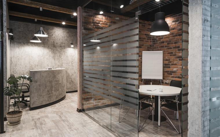 Дизайн офиса. офисы из проекта Офис компании ФРИЗ, фото №97648