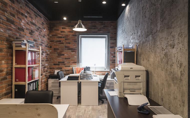 Дизайн офиса. офисы из проекта Офис компании ФРИЗ, фото №97649