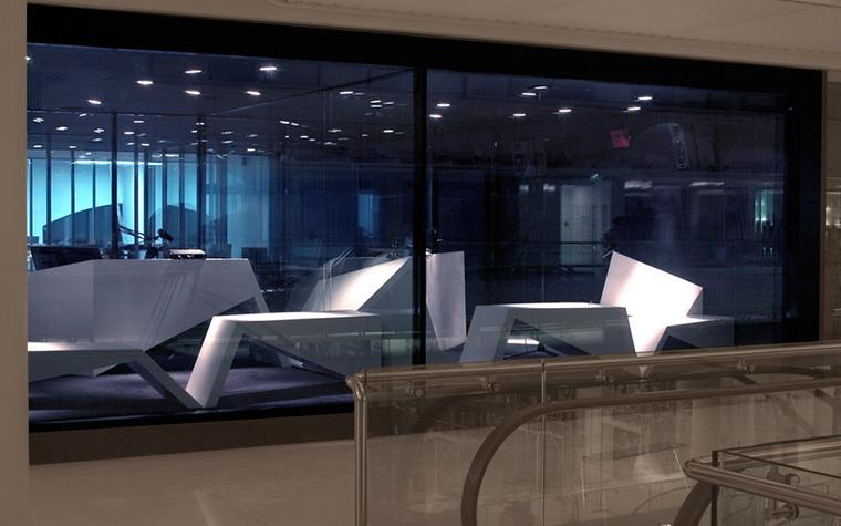 Дизайн офиса. офисы из проекта , фото №7935