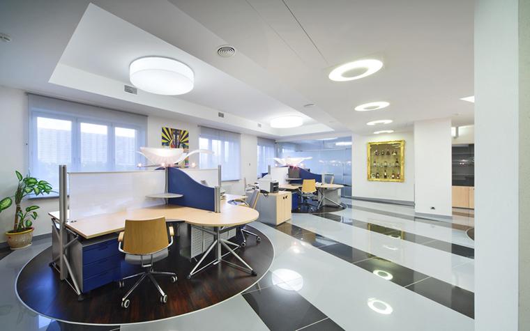 Дизайн офиса. офисы из проекта , фото №8199