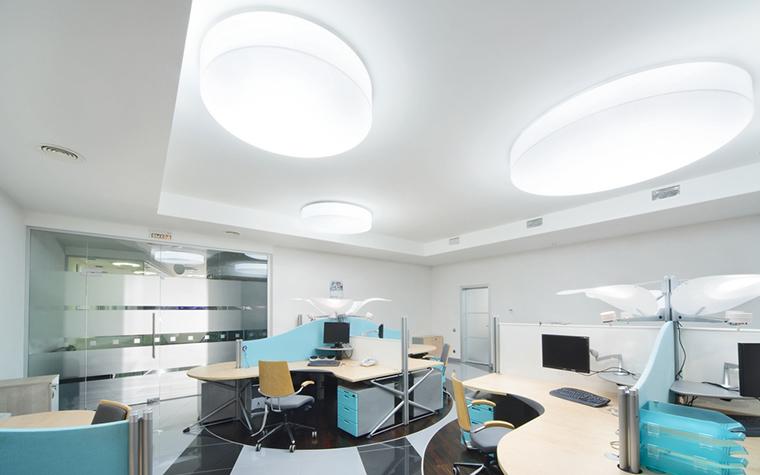 Дизайн офиса. офисы из проекта , фото №8203