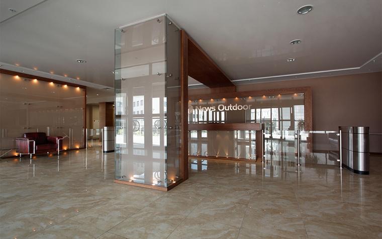 Дизайн офиса. офисы из проекта , фото №8874