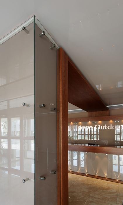 Дизайн офиса. офисы из проекта , фото №8875