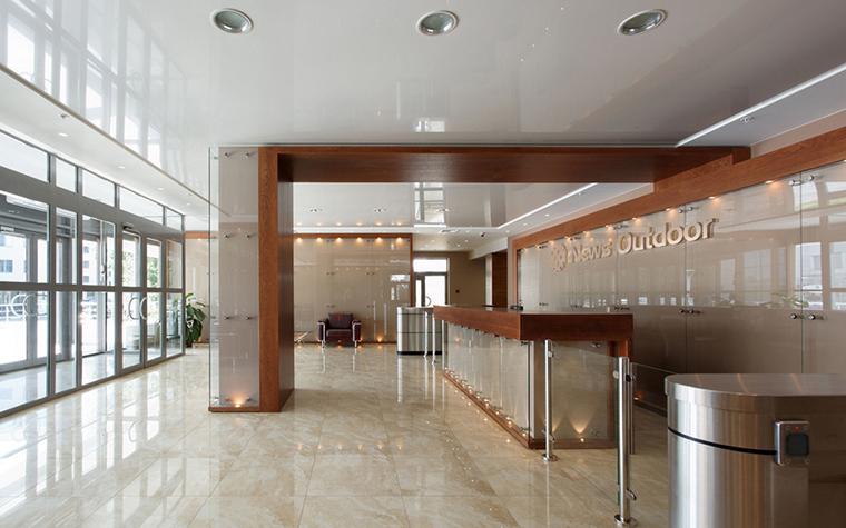 Дизайн офиса. офисы из проекта , фото №8876