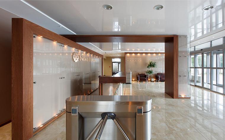 Дизайн офиса. офисы из проекта , фото №8869