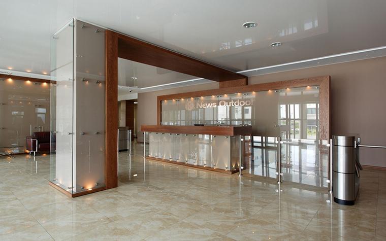 Дизайн офиса. офисы из проекта , фото №8873