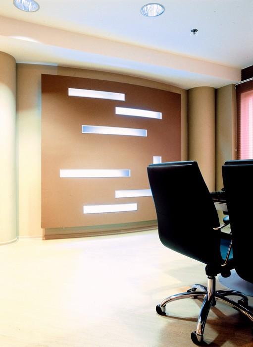 Дизайн офиса. офисы из проекта , фото №9250