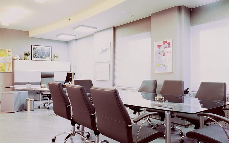 Дизайн офиса. офисы из проекта , фото №9251