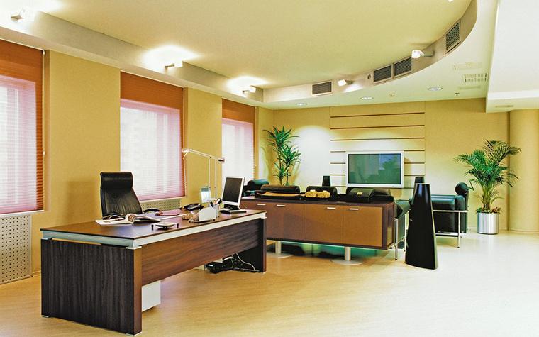 Дизайн офиса. офисы из проекта , фото №9253
