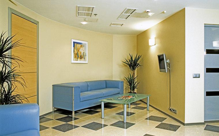 Дизайн офиса. офисы из проекта , фото №9255