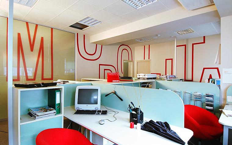Фото № 9677 офисы  Дизайн офиса