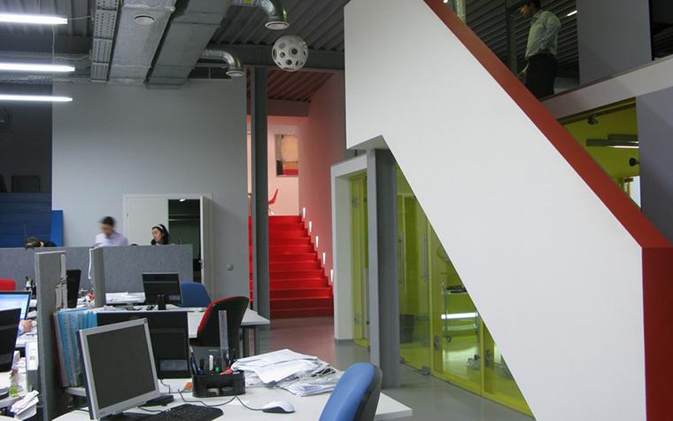Фото № 9843 офисы  Дизайн офиса