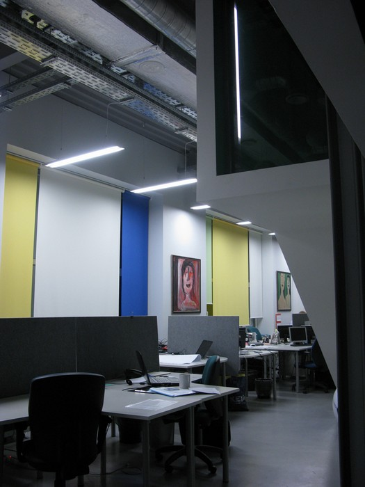 Фото № 9845 офисы  Дизайн офиса