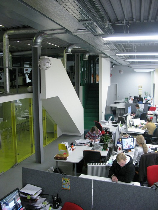Фото № 9848 офисы  Дизайн офиса