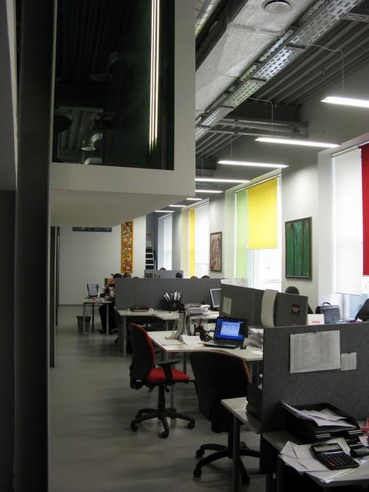 Фото № 9850 офисы  Дизайн офиса