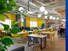 Дизайн офиса «Леруа Мерлен», Кафе . Фото № 26661, автор Голд Габриэлла