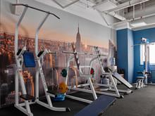 Дизайн офиса «Леруа Мерлен», домашний спортзал . Фото № 26663, автор Голд Габриэлла
