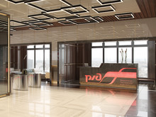 Офисные помещения ФПК РЖД, фото № 7319, Duplex Apartment