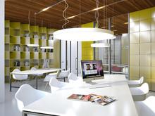 Офис в Москве, фото № 7497, background архитектурная студия