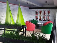 Дизайн офиса «Зона отдыха и кухня в офисе в стиле Loft», офисы . Фото № 27750, автор Махнач Виктория