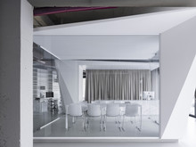 Дизайн офиса «p u r p l e», офисы . Фото № 28849, автор Петров Дмитрий