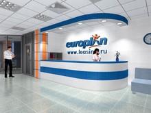 Дизайн офиса «Европлан», офисы . Фото № 28909, автор Перекрестов Владимир