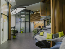 Дизайн офиса «Офис IT компании », офисы . Фото № 29253, автор Варшавский Алексей