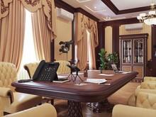 Дизайн офиса «Кабинет Председателя Совета Министров Республики Крым», офисы . Фото № 30655, автор Шульман Александр