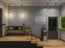 Дентал офис, фото № 8424, ТАНДЕМ+ Студия Интерьера