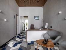 Офис на Клубной, фото № 8542, Mediana Interiors дизайн-бюро